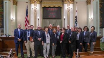 UC Day at the State Capitol- May 2019